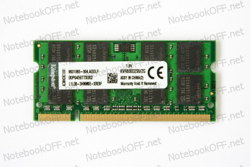 Модуль памяти для ноутбука SO DIMM DDR2 2048 Мб / 2 Гб фото №1