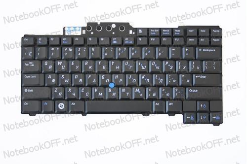Клавиатура для ноутбука Dell Latitude D620, D630, D820, D830 фото №1