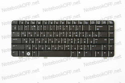 Клавиатура для ноутбука HP Compaq 6520s, 6720s фото №1