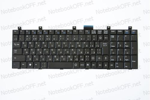 Клавиатура для ноутбука MSI CR600, L735, L745, VR600 фото №1