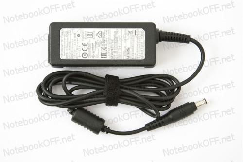 Блок питания Samsung 40Вт (19В 2.1А 5.5*3.0мм) Original (без кабеля 220В) фото №1