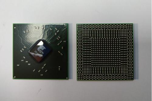 Видеочип ATI Radeon HD 5470 (216-0774007) для ноутбука фото №1