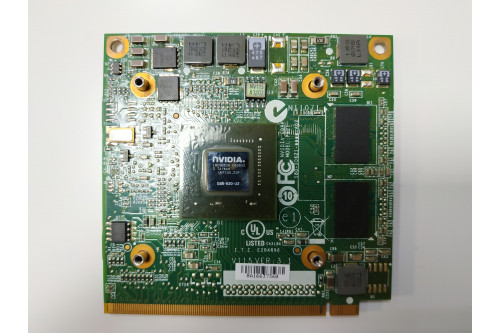 Видеокарта для ноутбука NVIDIA 9300M GS 256Mb [G98-630-U2] фото №1