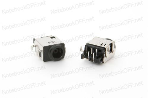 Разъем питания для ноутбуков Samsung RV510, RV511, RV515, RF710, RV411 фото №1