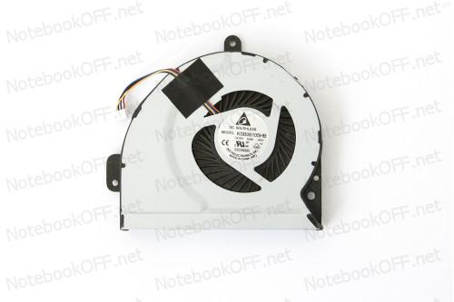 Вентилятор ORIG (кулер) для ноутбука Asus A43, K53S, X54 фото №1