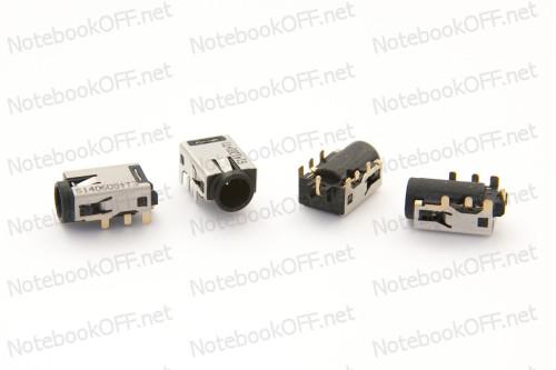 Разъем питания для ноутбуков Asus ZenBook UX31A, UX32A, X201, X202E, S200E фото №1