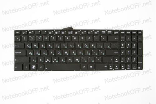Клавиатура для ноутбука Asus A550, F501, K550, X501, X550 (без фрейма) фото №1