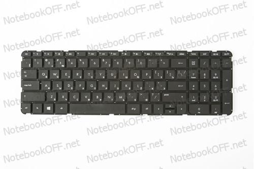 Клавиатура для ноутбука HP Pavilion 15-B, 15-T, 15-Z series (без фрейма) фото №1