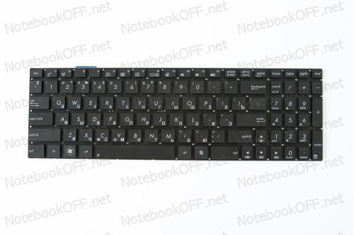 Клавиатура для ноутбука Asus G56, N56, N76 (без фрейма) без подсветки фото №1