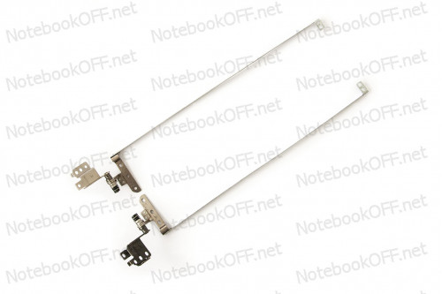 Петли (левая и правая) для ноутбука Lenovo Y570 фото №1