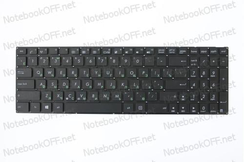 Клавиатура для ноутбука Asus X502, X551, X553, X555, P551, R512 (без фрейма) фото №1