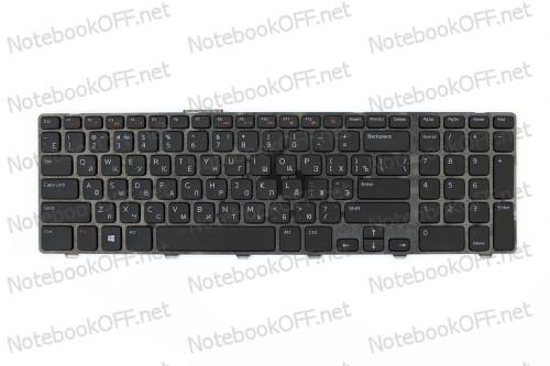 Клавиатура для ноутбука Dell Inspiron 5720, 7720, N7110, Vostro 3750, XPS L702X (без подсветки) фото №1