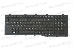 Клавиатура для ноутбука Fujitsu Siemens Lifebook AH532, A532, N532, NH532 Black ENG