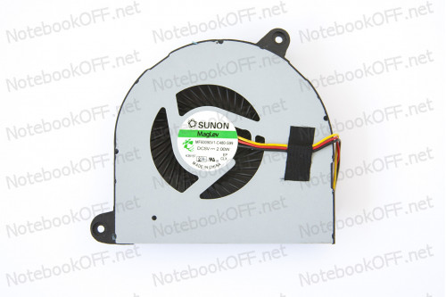 Вентилятор (кулер) для ноутбука Dell Inspiron 17R 5720, 7720 фото №1