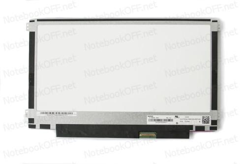 "Матрица 11.6"" WXGA (1366x768, 30pin, eDp, LED, slim, вертикальные ушки) фото №1"