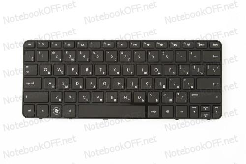 Клавиатура для ноутбука HP Mini 210-3000, 1103 (с фреймом) фото №1