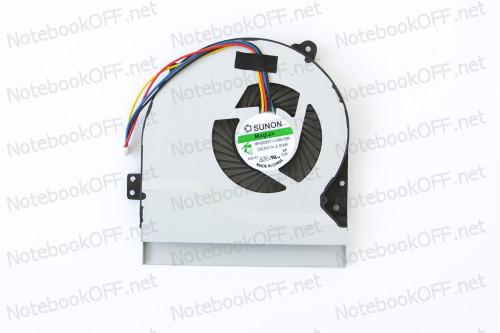 Вентилятор (кулер) для ноутбука Asus X450, X450CA, X450CC, X450VC, X450VB, X450CP, X450LA, X550, X550CC, X550CA, X550CL, X550LA, X552, X552V фото №1