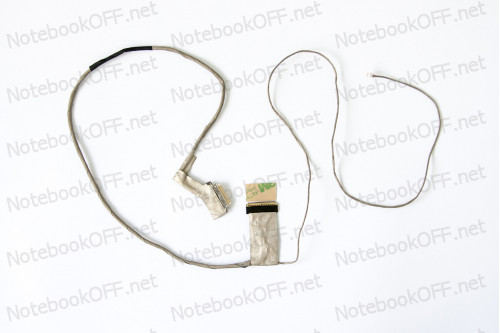 Шлейф матрицы для ноутбука Lenovo IdeaPad G500, G505, G510 (Dis. video) фото №1