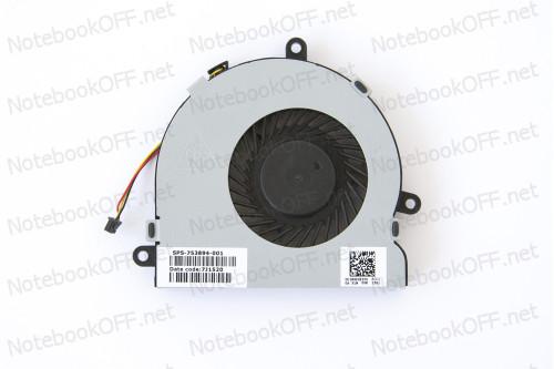 Вентилятор (кулер) для ноутбука HP Pavilion 15-G, 15-R, 245 G3 Series (аналог 08445) фото №1