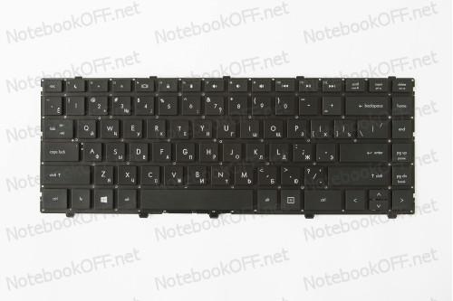 Клавиатура для ноутбука HP Probook 4340s (без фрейма)