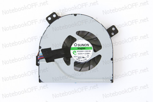 Вентилятор (кулер) для ноутбука Lenovo IdeaPad Z400, Z500 фото №1