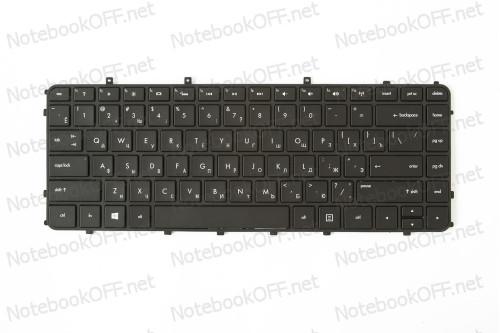 Клавиатура для ноутбука HP Envy 4-1000, 4t-1000, 6-1000, 6t-1000 (black frame) фото №1