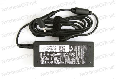 Блок питания Dell 65Вт (19.5В 3.34А узкий коннектор для Ultrabook) Original (без кабеля 220В) фото №1