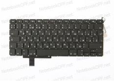 Клавиатура для ноутбука Apple Macbook Pro A1297 Black (Backlit)