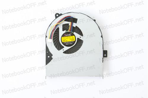 Вентилятор (кулер) для ноутбука Asus K56CA, K56CB, S550CA 6.5mm фото №1