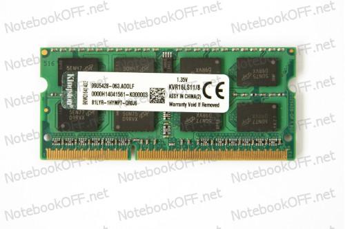 Модуль памяти для ноутбука SO DIMM DDR3L 8192 Мб/ 8Гб фото №1