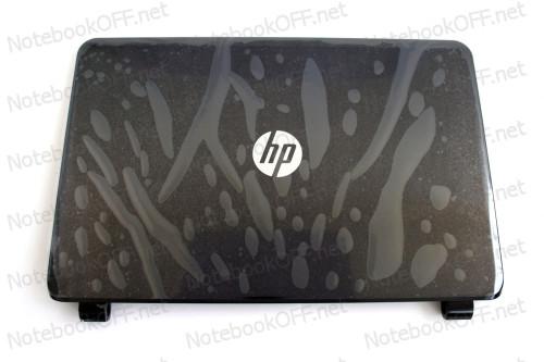 """Крышка и рамка матрицы (COVER LCD) 15,6"""" для ноутбука HP Pavilion 15-G, 15-R, 250 G3 Series Black фото №1"""