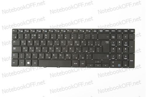 Клавиатура для ноутбука Samsung NP370R5E, NP510R5E black, big enter фото №1