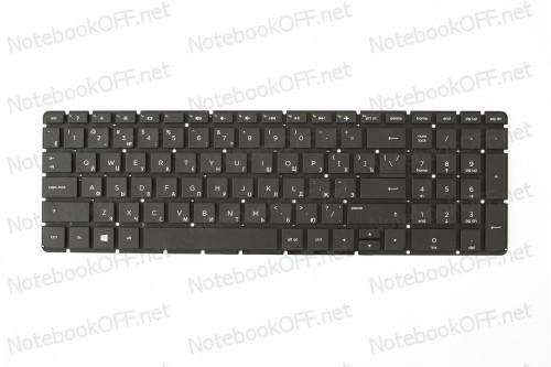 Клавиатура для ноутбука HP Pavilion 15-ac,15-af, HP 250 G4, 255 G4 (black, без фрейма) фото №1