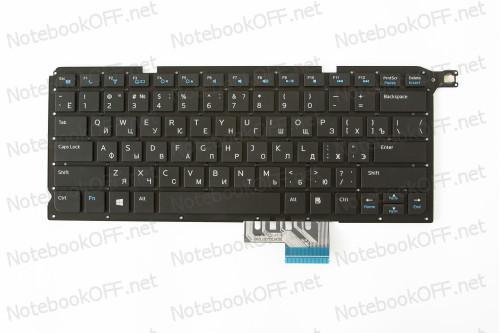 Клавиатура для ноутбука Dell Vostro 5440, 5470, 5480 (black, без фрейма) фото №1