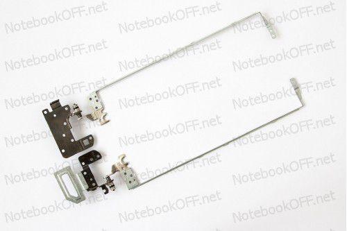 Петли (левая и правая) для ноутбука Acer Aspire E5-511, E5-521, E5-531, E5-571