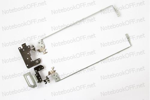 Петли (левая и правая) для ноутбука Acer Aspire E5-511, E5-521, E5-531, E5-571 фото №1