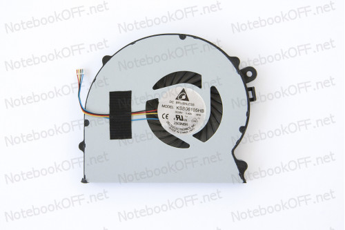 Вентилятор (кулер) для ноутбука Sony Vaio VPC-SA, VPC-SB, VPC-SD Series фото №1