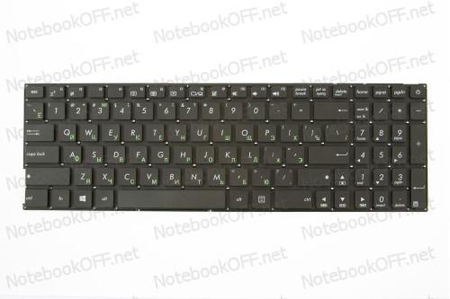 Клавиатура для ноутбука Asus X540 Series (black, без фрейма) фото №1