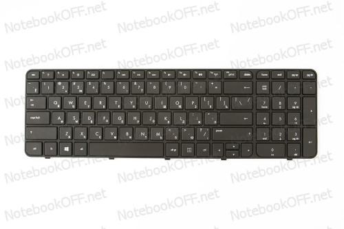 Клавиатура для ноутбука HP Pavilion G7-2000 Series (black frame) фото №1