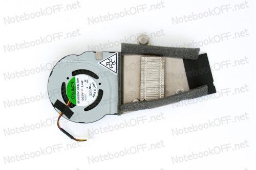 Термомодуль (с кулером)  для ноутбука Acer Aspire One 722 3-pin (Ver.2) фото №1