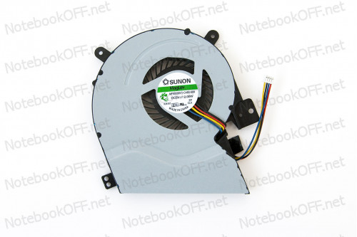 Вентилятор (кулер) для ноутбука Asus X451, X551 Series фото №1