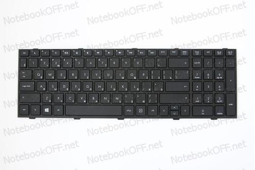Клавиатура для ноутбука HP Probook 4540s, 4545s (black frame) фото №1