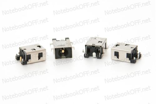 Разъем питания для ноутбуков Asus X551ma, X551mav, X551m, Tp550, X451 фото №1