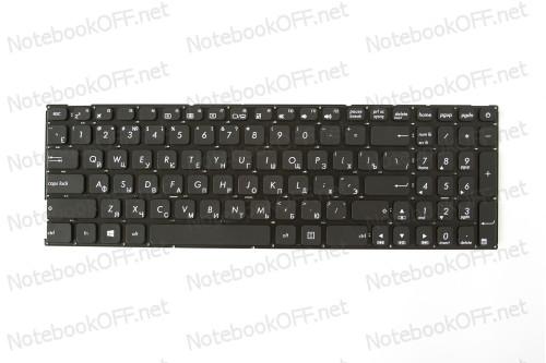 Клавиатура для ноутбука Asus X541 Series (black, без фрейма) фото №1