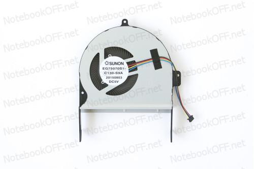 Вентилятор (кулер) для ноутбука Asus N552 Series фото №1