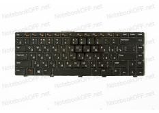 Клавиатура для ноутбука Dell Inspiron N5050, M5050, Vostro 3550, XPS L502 (с подсветкой)