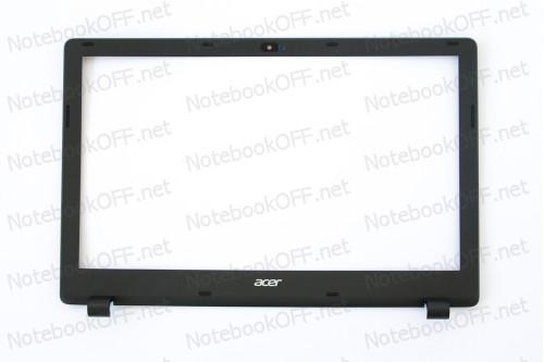 Рамка матрицы (CASE B) для ноутбука Acer Aspire E5-511, E5-521, E5-531, E5-551, E5-571 black фото №1