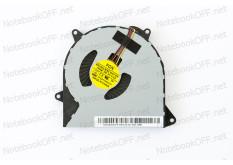 Вентилятор (кулер) для ноутбука Lenovo IdeaPad 110-14IBR, 110-15ACL, 100-15IBD 4-Pin