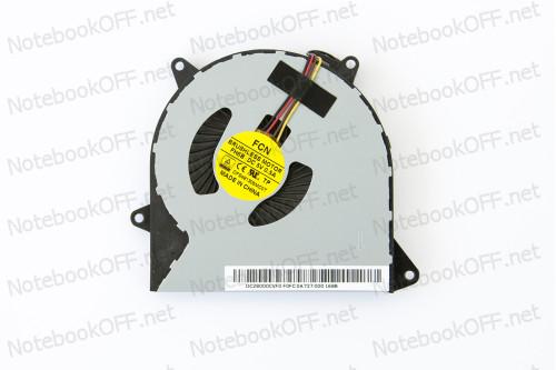 Вентилятор (кулер) для ноутбука Lenovo IdeaPad 110-14IBR, 110-15ACL, 100-15IBD 4-Pin фото №1