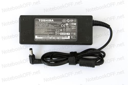 Блок питания Toshiba 90Вт (19В 4.74А 5.5*2.5мм) (без кабеля 220В) фото №1